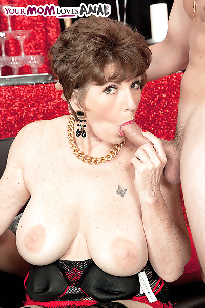 Mature lady Bea Cummins..