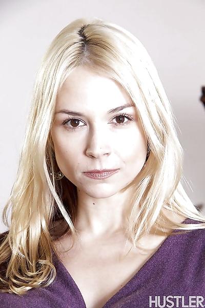 Cute blonde mom Sarah..