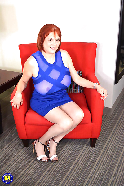 American mature oral angie..