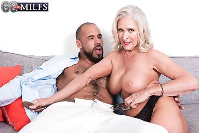 Granny with big boobs katia..