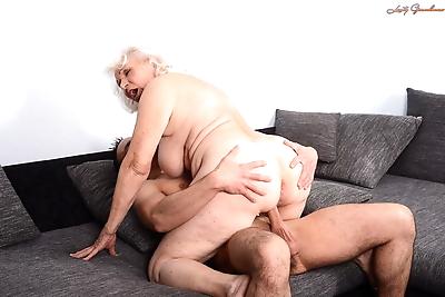 Norma receives oral..