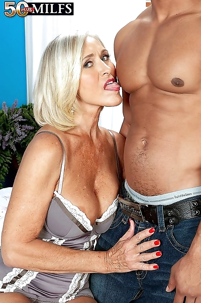 Mature wife cheats on her..
