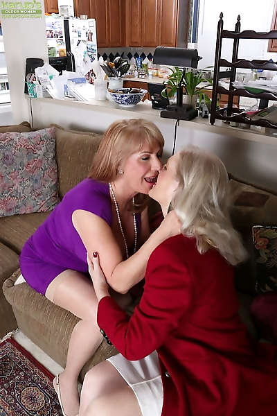 Granny dykes Judy Belkins..