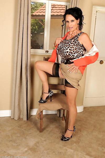 Frisky granny Rita Daniels..