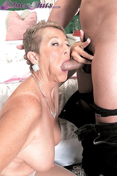 Naughty granny Joanne Price..