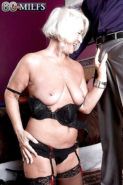 Crazy granny Jeannie Lou..