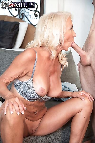 Sexy grandmother Madison..
