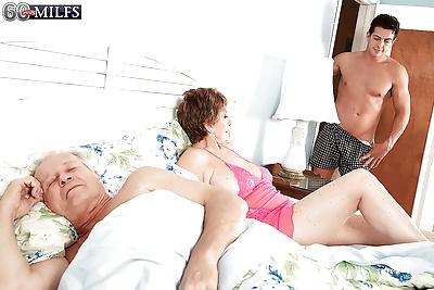 Hot granny Bea Cummins..