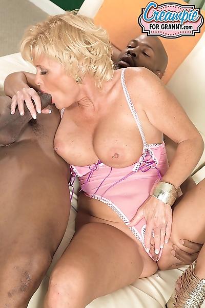 Hot grandmother Trixie Blu..