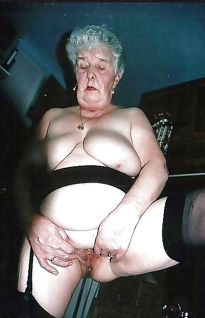 Oldest hot grannies - part..