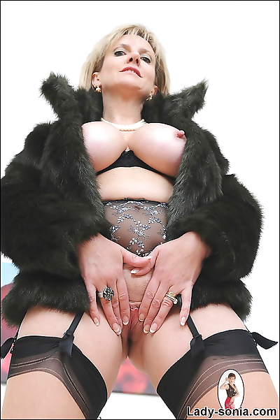 Fur and nylons british..