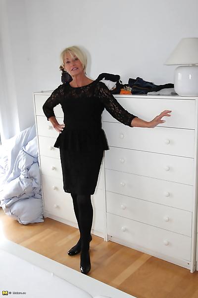 German housewife franziska..
