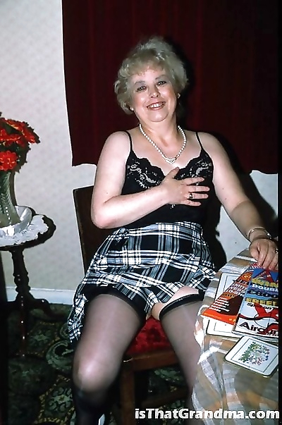 Grandma naked - part 3697