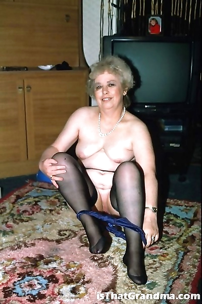Grandma naked - part 3697