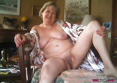 Mix of real milf pics - part..