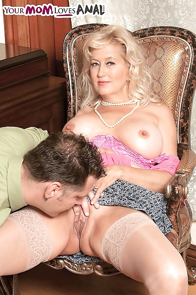 Divorced mature with hot..