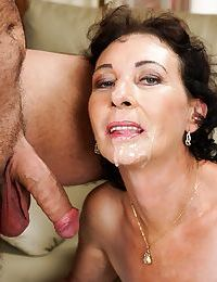 Granny fucks like a pornstar - part 6