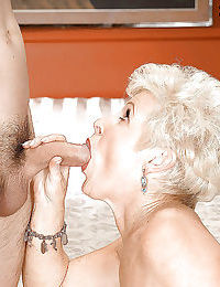 Mom with mature pussy jewel hard sex with a younger lad - part 2538