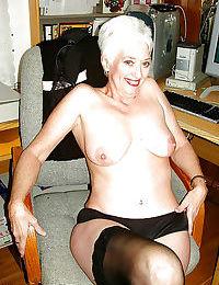 A bit old but still sexy grannies - part 4682