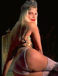 Vintage blonde cicciolina analed in retro porn - part 3875