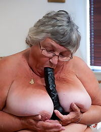This big mama loves to play with her rubber friend - part 2883