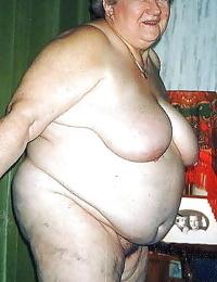 Fat granny - part 4854